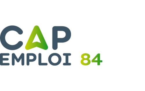 Logo Cap emploi 84 Vaucluse, Avignon (Réseau Cap emploi)